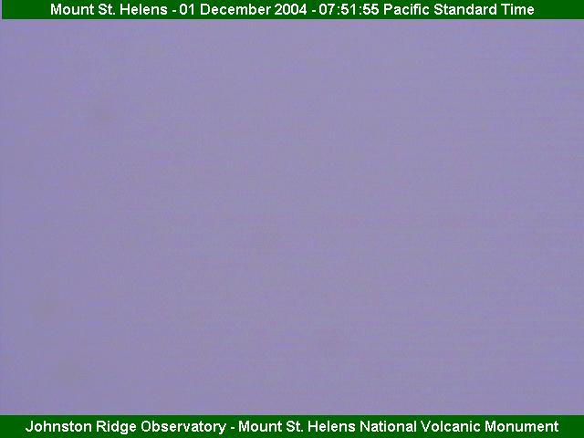 Mount St Helens Webcam