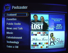 A picture named podcastsOnTivo.jpg